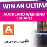 Win an Ultimate Auckland Escape