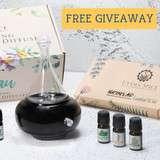 Win an Utama Spice Premium Aromatherapy Kit