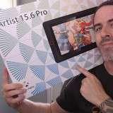 Win an XP-Pen Artist Display 15.6 pro