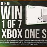 Win an Xbox One S with Lynx