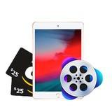 Win an iPad mini and more