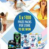 Win in to win a Year's Supply of Shaving with Schick