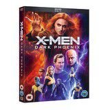 Win of 5 X-Men : Dark Phoenix on DVD
