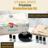 Win the Utama Spice Premium Aromatherapy Kit