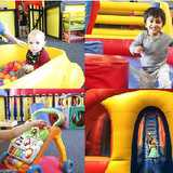 Win win a family pass to the coolest inflatable & playground