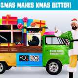 Win your share of Xmas Prizes